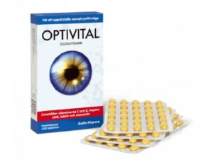 Optivital ögonvitamin