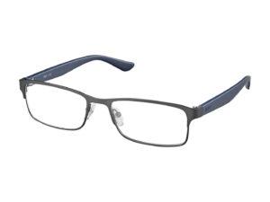 Norr Blåsippa matte dark blue läsglasögon
